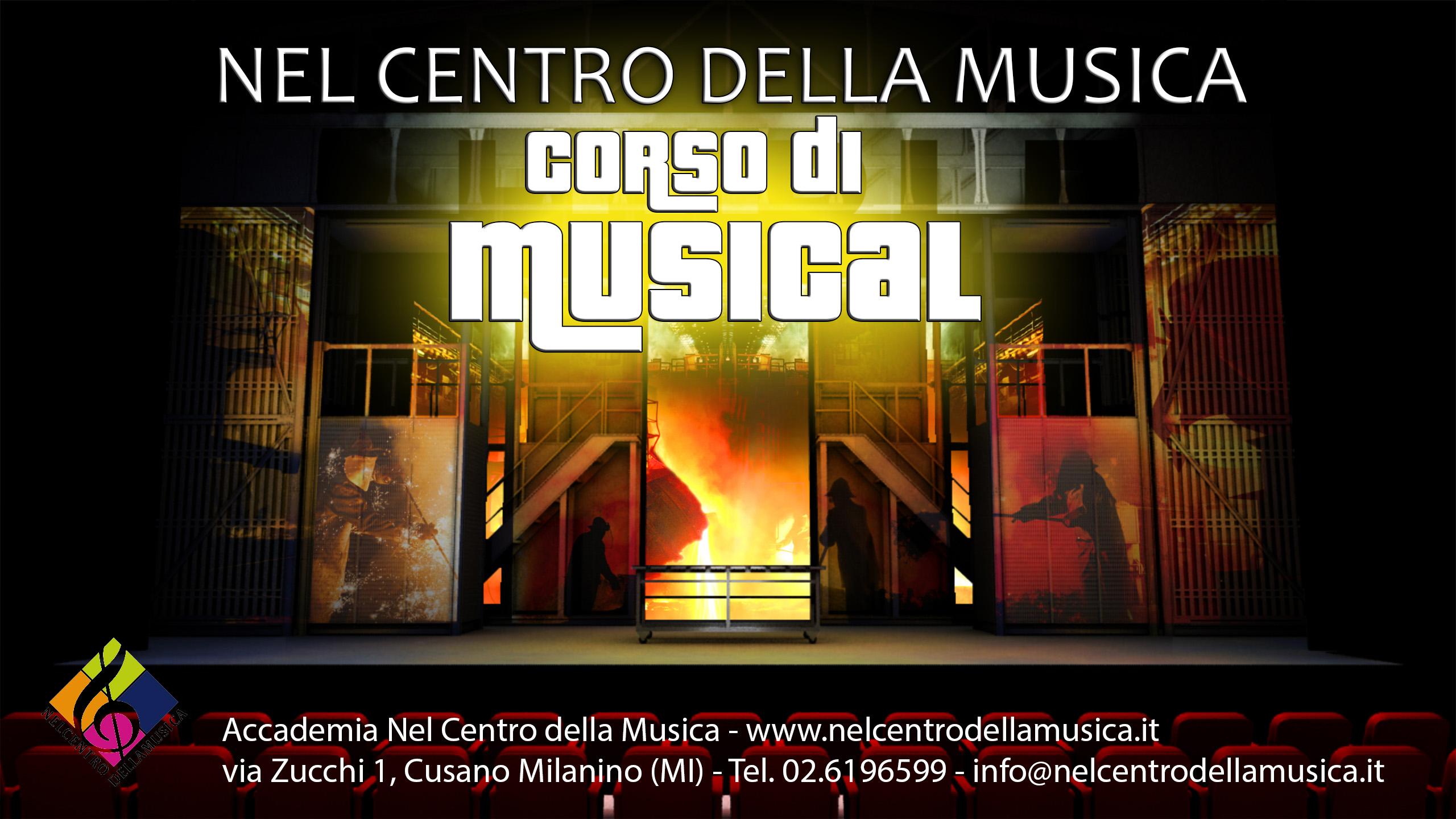 Corso di Musical DEF